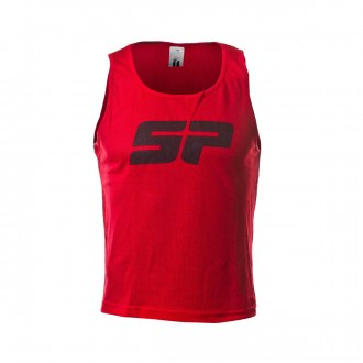 Pack  SP 5 Training bibs Red