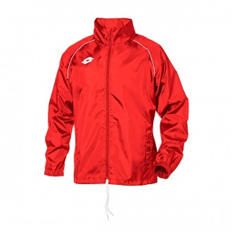 Raincoat  Lotto Delta Red