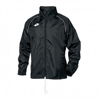 Raincoat  Lotto Delta Black