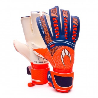 Guante  HO Soccer SSG Ikarus Roll/Negative Orange