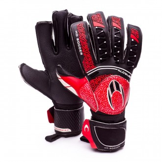 Guante  HO Soccer SSG Ikarus Roll/Negative Turf Black-Red