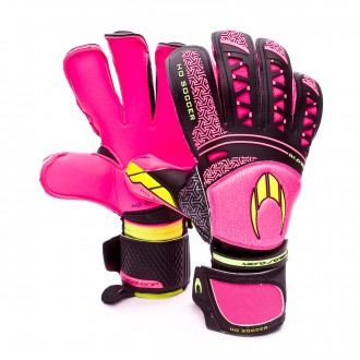 Guanti  HO Soccer Ikarus Roll/Gecko Pink