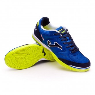 Futsal Boot  Joma Top Flex Azul royal