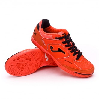 Futsal Boot  Joma Top Flex Fluorescent yellow
