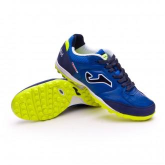 Chaussure de football  Joma Top flex Turf Bleu