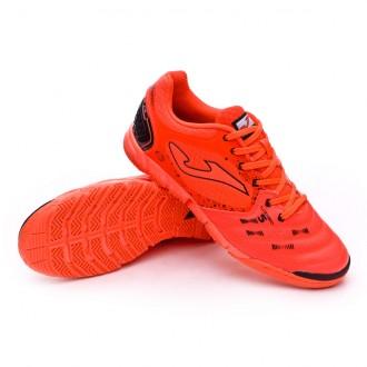 Sapatilha de Futsal  Joma Liga 5 Laranja