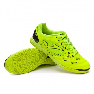 Chaussure de futsal  Joma Liga 5 Lime