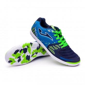 Chaussure de futsal  Joma Sala Max Bleu-Bleu marine