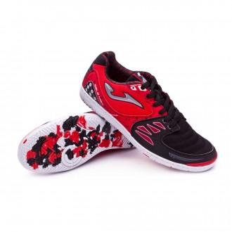 Chaussure de futsal  Joma Sala Max Rouge-Noir