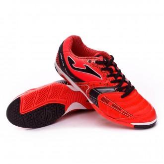 Sapatilha de Futsal  Joma Dribling Laranja