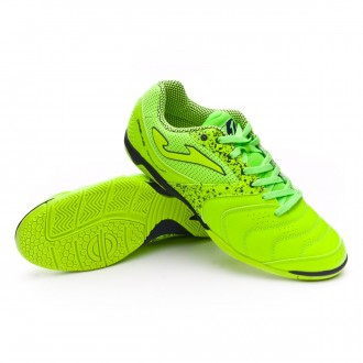 Sapatilha de Futsal  Joma Dribling Limão