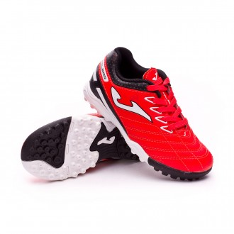Football Boot  Joma Kids Toledo Turf  Red