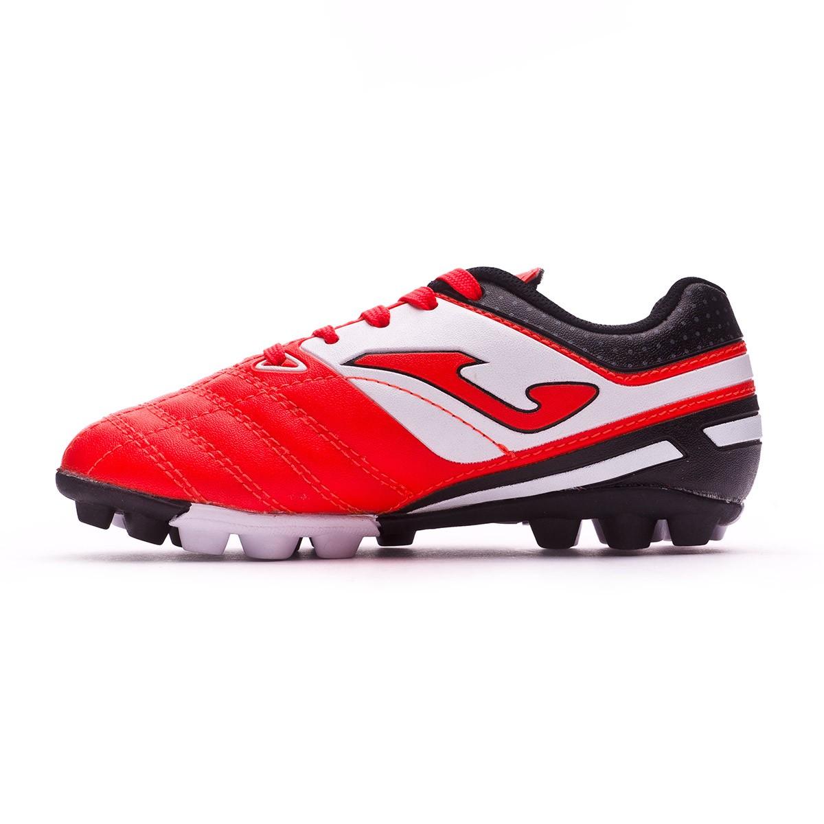 1dc04bfc086c6 Zapatos de fútbol Joma Toledo AG Niño Rojo - Tienda de fútbol Fútbol Emotion