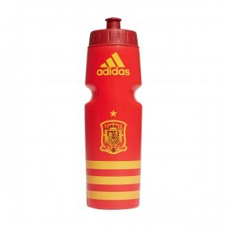 Botella  adidas España 2017-2018 Power red-Gold