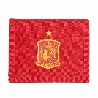 Cartera  adidas España 2017-2018 Red-Gold