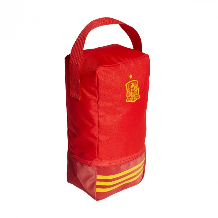 b925d0450c Boot bag adidas Spain 2017-2018 Power red-Gold - Soloporteros es ...