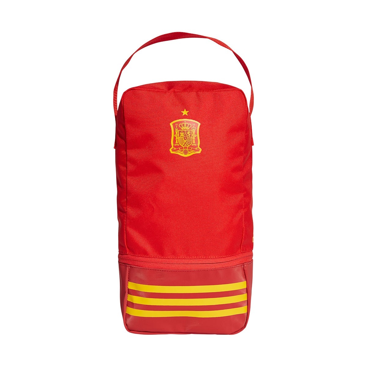 ae0e31c365 Boot bag adidas Spain 2017-2018 Power red-Gold - Soloporteros es ahora  Fútbol Emotion
