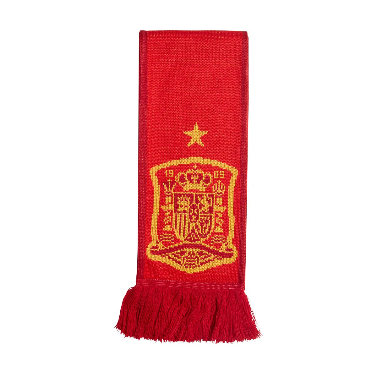 f2500b083e Scarf adidas Spain 2017-2018 Power red-Gold - Soloporteros es ahora ...