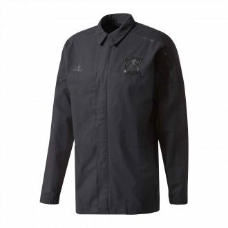 Casaco adidas FEF ZNE JKT WV Black