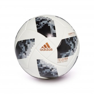 Bola de Futebol  adidas World Cup Competition Telstar White-Black-Silver metallic