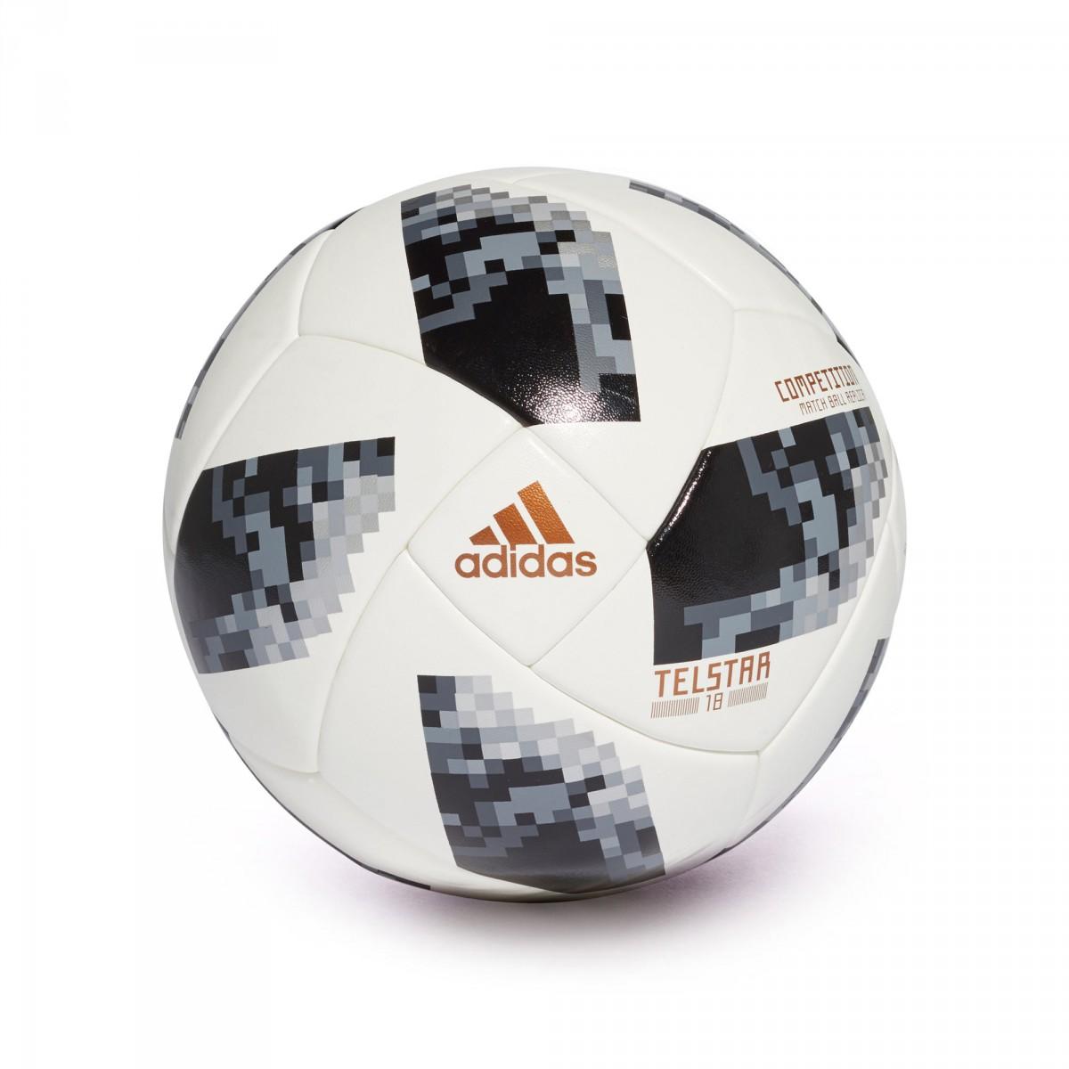 ... Cup Competition Telstar White-Black-Silver metallic. Categorías del  Balón 9462fb654d058