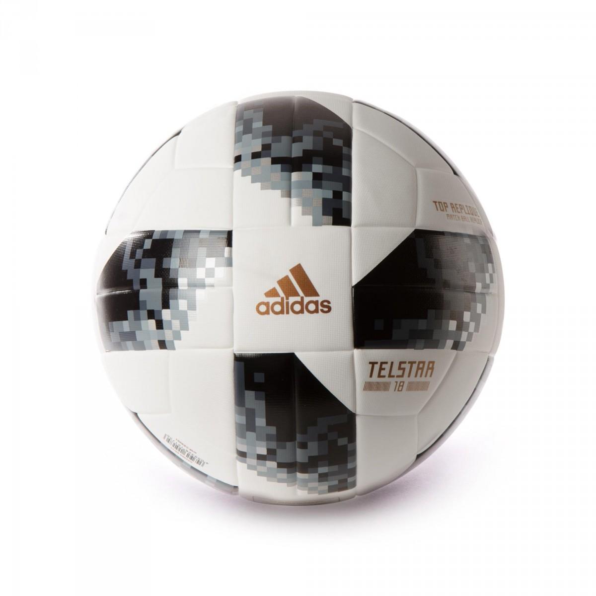 e8ece0b54 adidas World Cup Top Replique Telstar Ball. White-Black-Silver metallic ...