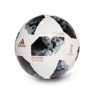 Bola de Futebol  adidas World Cup Top Glider Telstar White-Black-Silver metallic