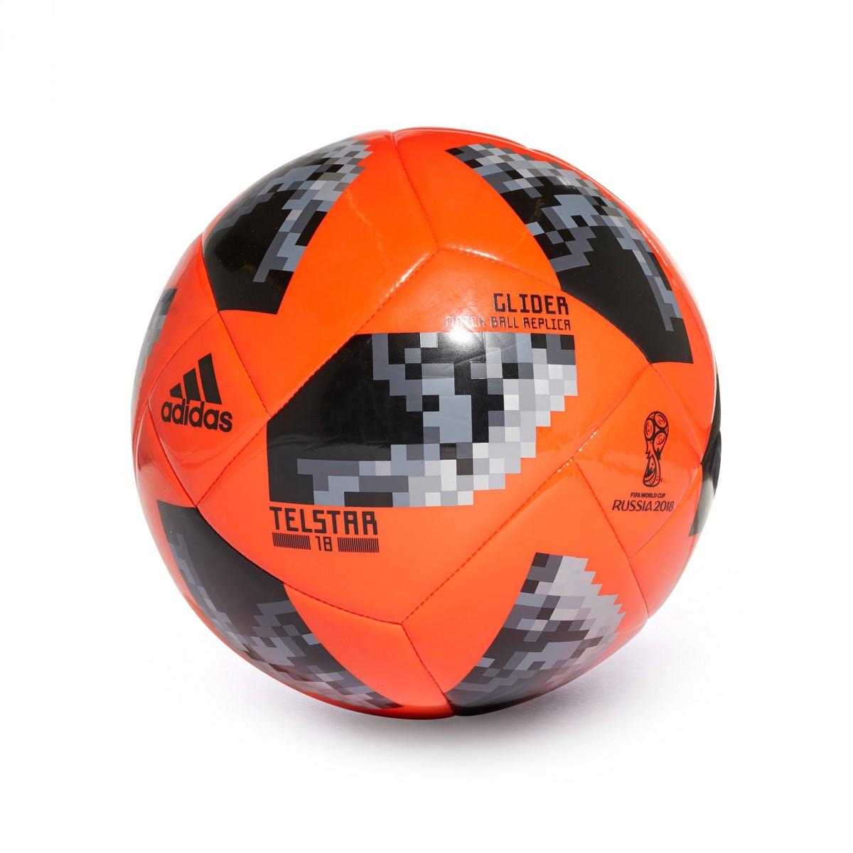 ... Balón World Cup Glider Telstar Solar red-Black-Silver metallic.  CATEGORY. Football Accessories 896ed2a748195