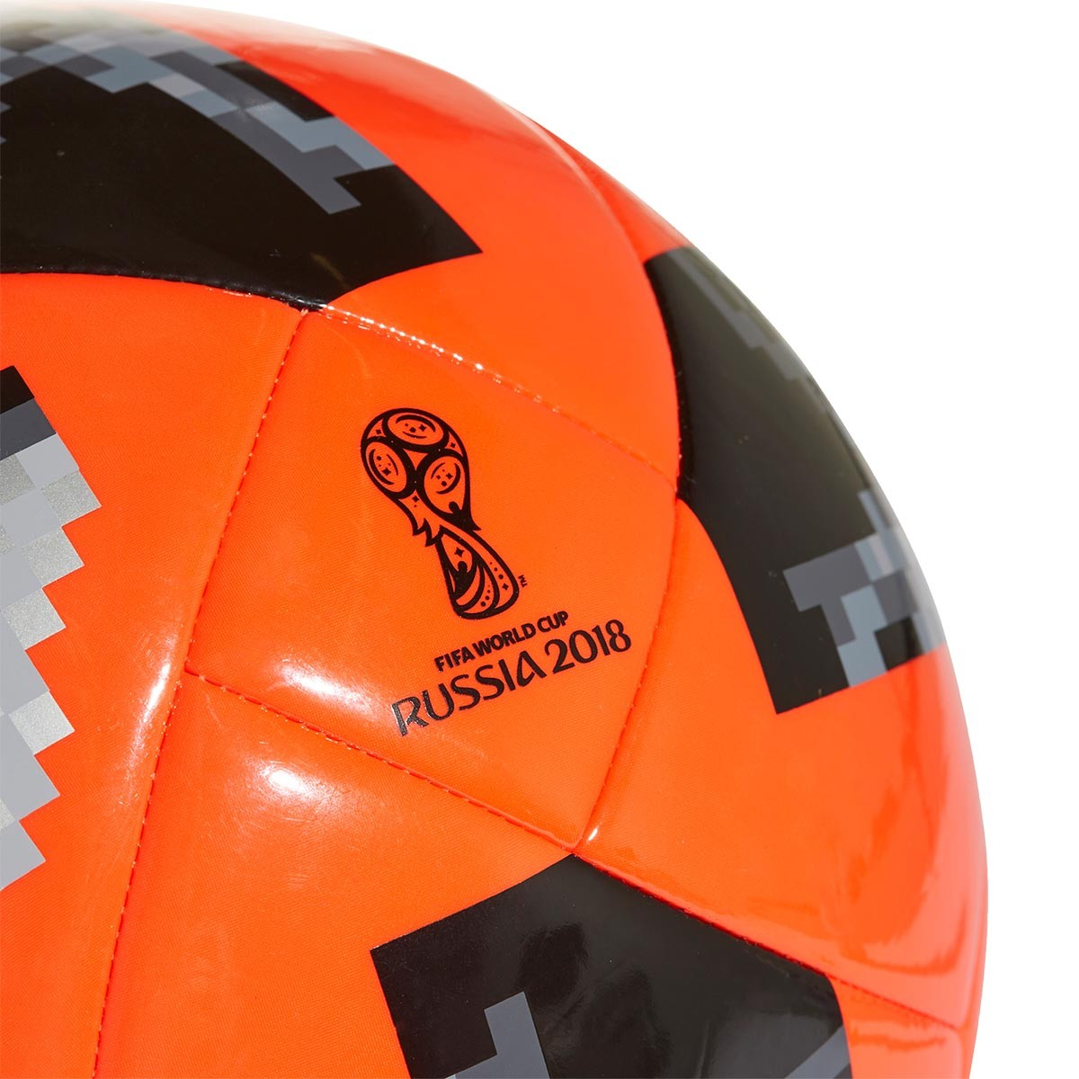 ... Balón World Cup Glider Telstar Solar red-Black-Silver metallic.  CATEGORY. Football Accessories cf790018bb9fa