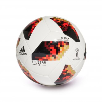 Bola de Futebol  adidas World Cup Glider Telstar White-Copper gold-Gold metallic