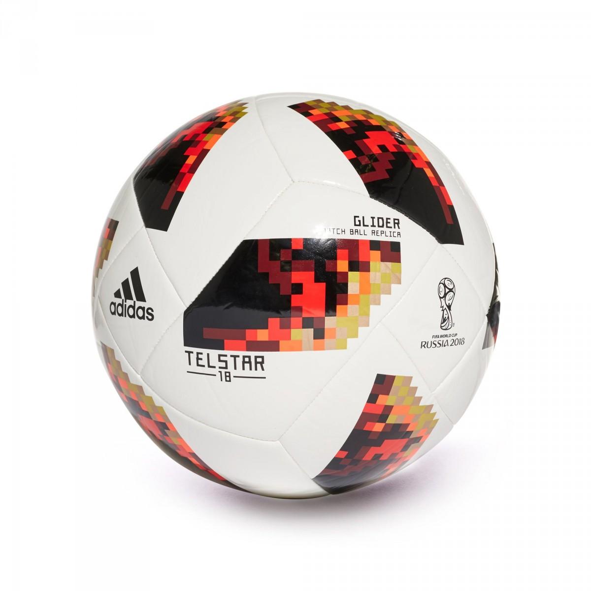 0f3420f739f80 Balón adidas World Cup Glider Telstar White-Copper gold-Gold metallic -  Tienda de fútbol Fútbol Emotion
