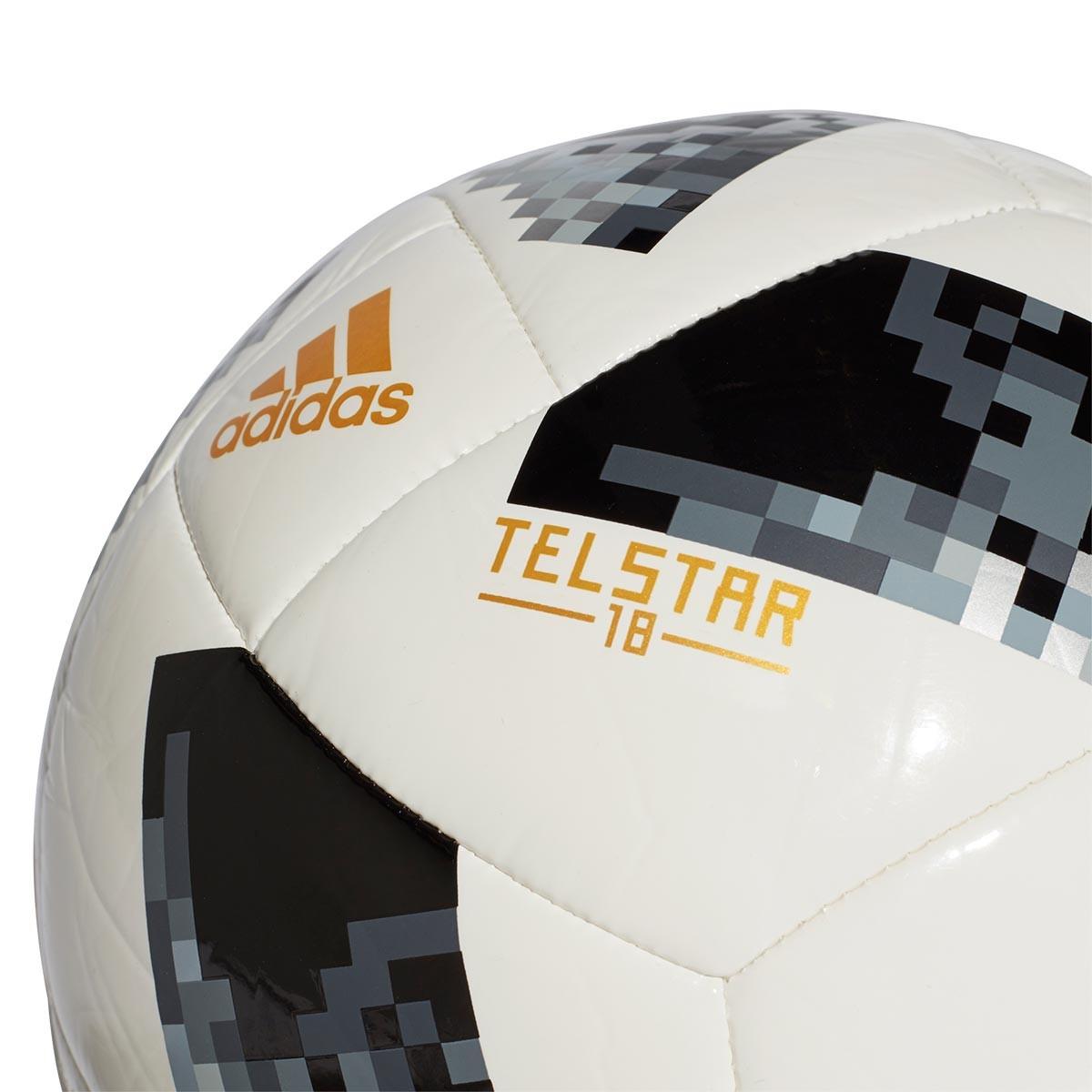 ... Balón World Cup Sala 5X5 Telstar White-Black-Silver metallic. CATEGORY.  Football Accessories f12ff7164c6d0