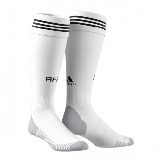 Football Socks  adidas Argentina 2017-2018 Home White-Black