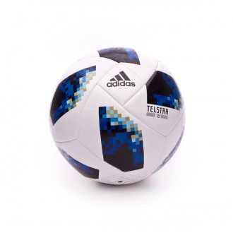 Bola de Futebol  adidas World Cup 18 Argentina Telstar 2017-2018 White-Black