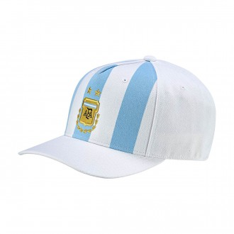 Gorra  adidas Argentina 2017-2018 White-Clear blue