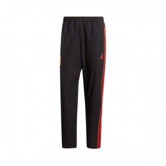 Pantalón largo  adidas España 2017-2018 Black-Red