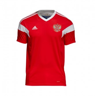 Jersey  adidas Russia 2017-2018 Home Red-White