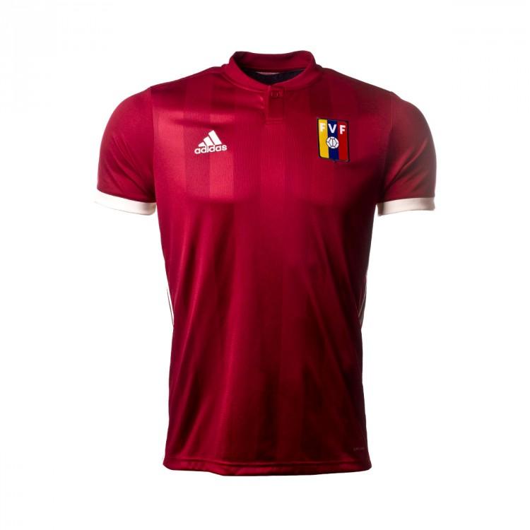 Jersey adidas Venezuela 2017-2018 Home Collegiate burgundy-C