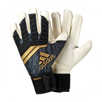 Guante  adidas Predator FingerTip Black-Solar red-Copper gold