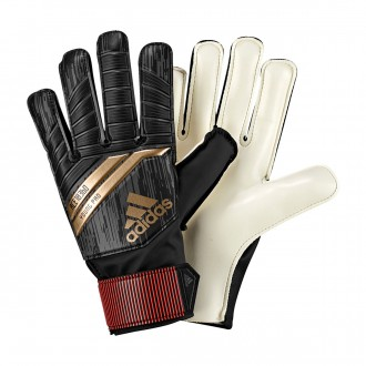 Guante  adidas Predator Pro Niño Black-Solar red-Copper gold
