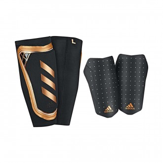 Protège tibia  adidas Ghost Foil Black-Copper gold