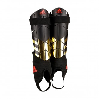 Protège tibia  adidas Ghost Reflex Black-Copper gold-Solar red