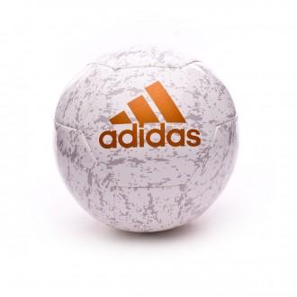 Bola de Futebol  adidas Glider II White-Black-Copper gold