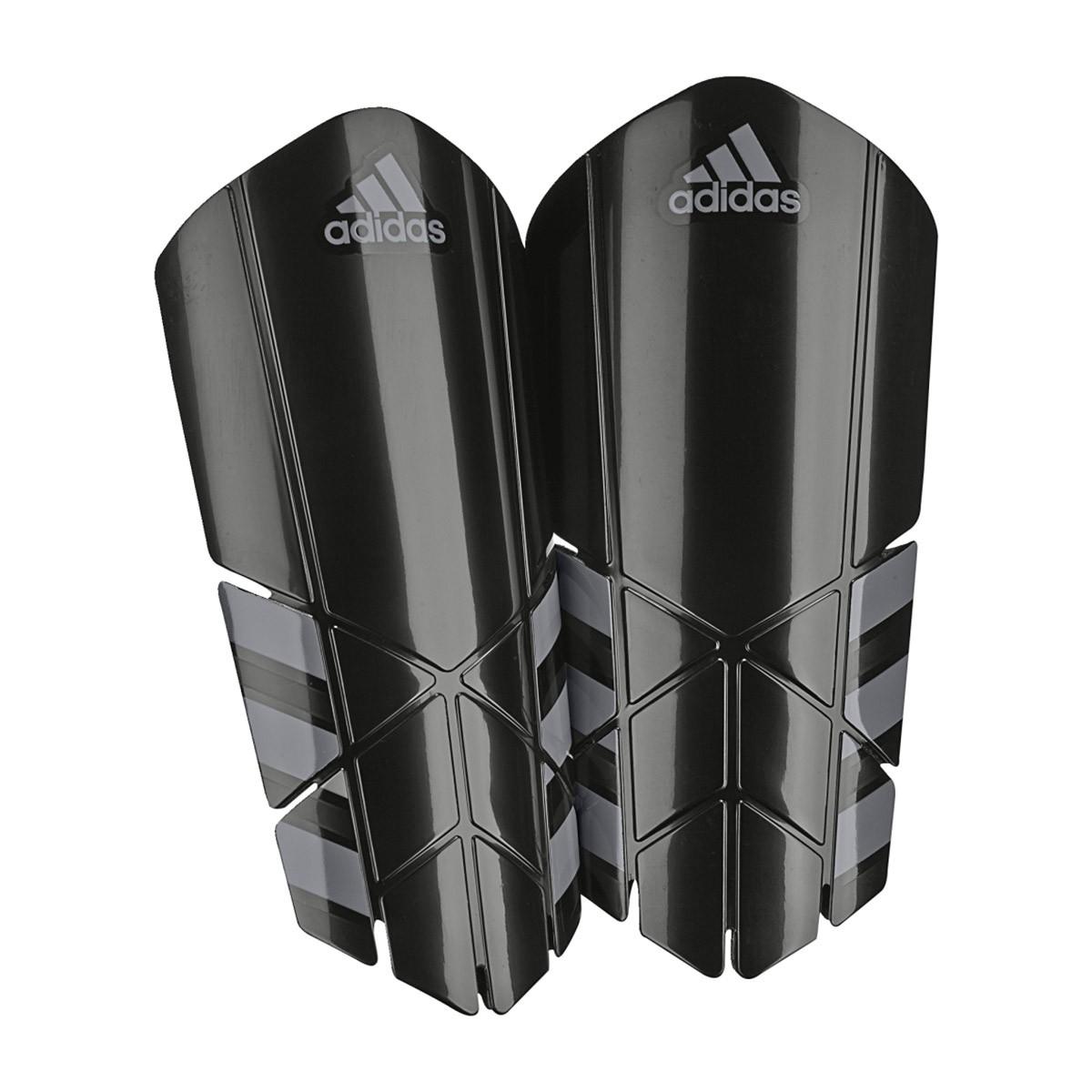 Caneleira adidas Ghost Lesto Grey-Core Black - Loja de futebol ... 12d4a1a10222c