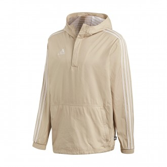 Sweatshirt  adidas Tango Windbreaker Raw gold