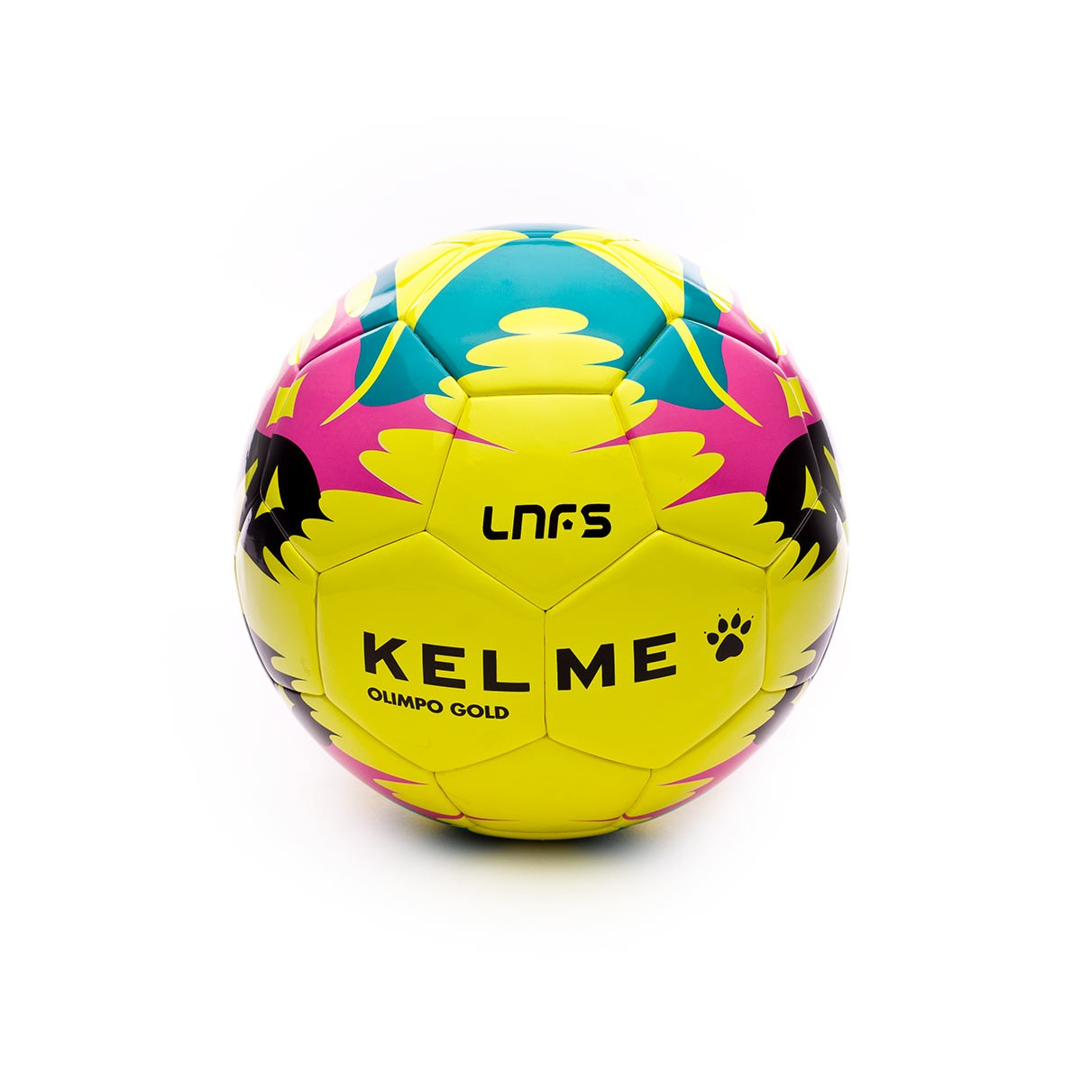 f416ac9fb116a Balón Kelme Olimpo Gold Replica LNFS 2017-2018 Amarillo - Tienda de fútbol  Fútbol Emotion