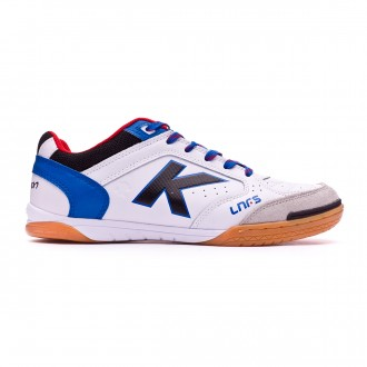 Futsal Boot  Kelme Precision LNFS Leather White
