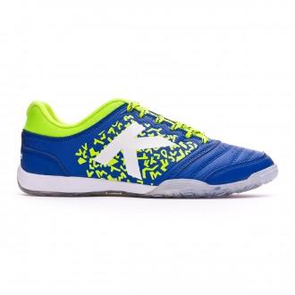 Futsal Boot  Kelme Subito 6.0 Azul eléctrico