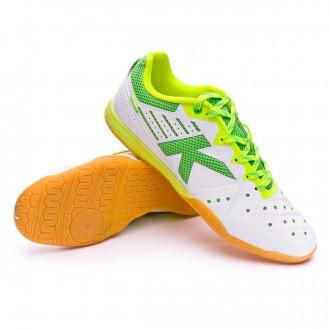 Futsal Boot  Kelme Feline 6.0 White-Lima