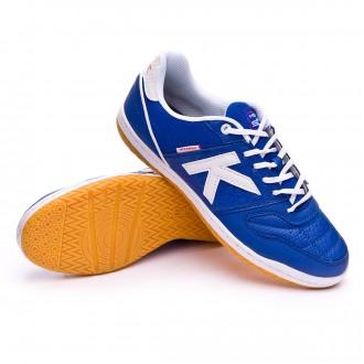 Futsal Boot  Kelme Intense 6.0 Azul eléctrico